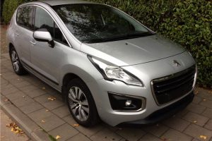 Peugeot 3008 Automatic Face lift 1.6 e-HDi Silver 110grCo²