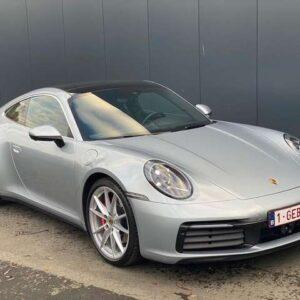 Porsche 911 3.0 Turbo Coupé 4S PDK (EU6d-TEMP)